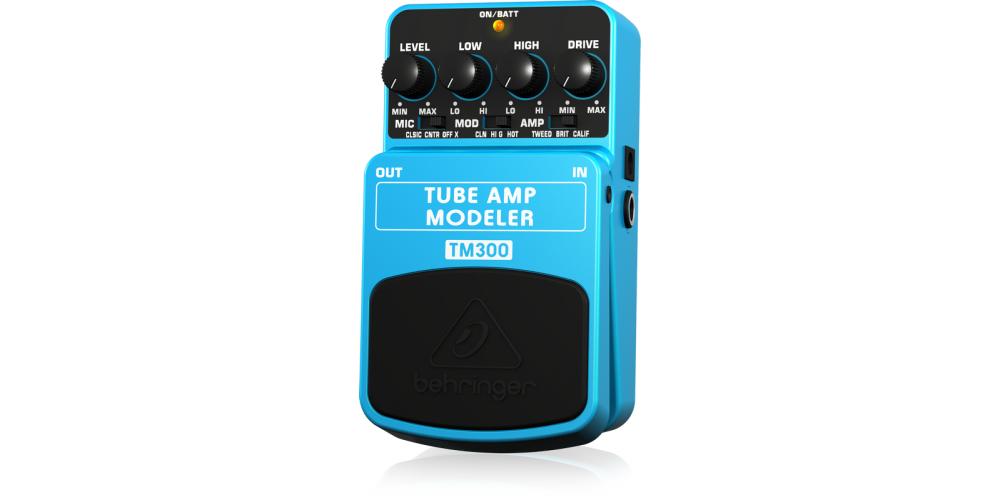 behringer TM300 pedal