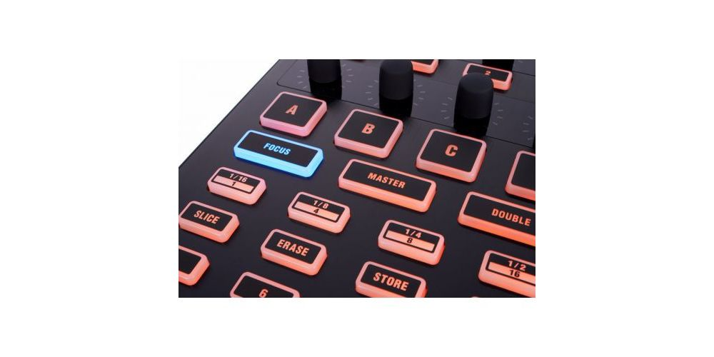 behringer cmd dv1 controlador dj teclado