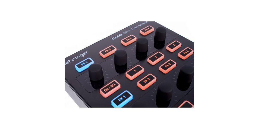 behringer cmd dv1 controlador