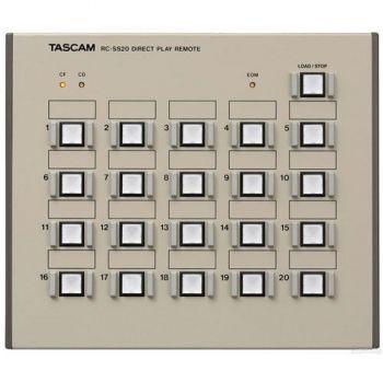TASCAM RC-SS20 Controlador Remoto Para HDR1/SSR1/SSCDR1