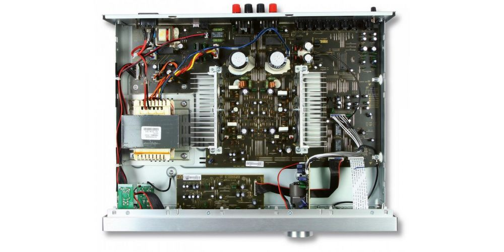 pioneer a 30 construccion amplificador