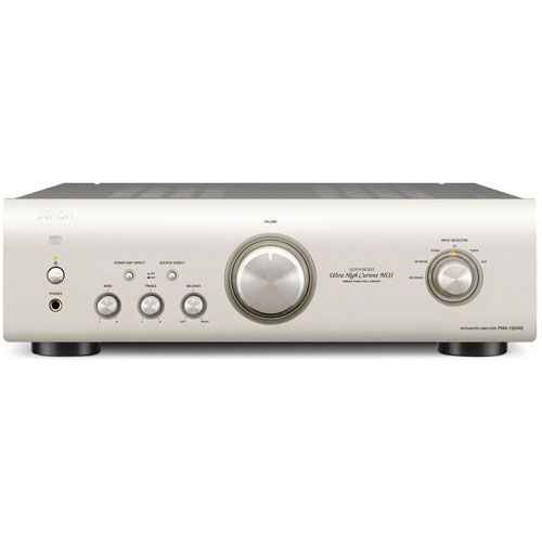 denon pma1520silver amplificador