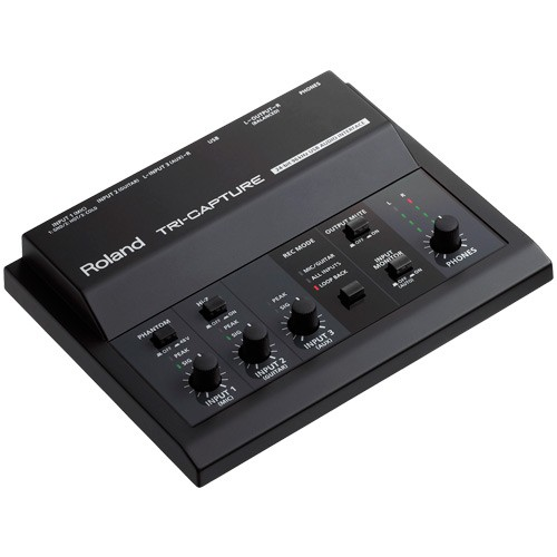 Roland UA 33 Interface de Audio