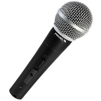 Proel DM580LC Microfono Vocal