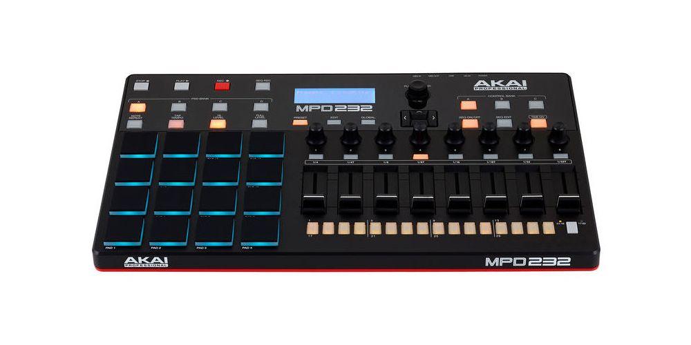 AKAI MPD 232 CONTROLADOR