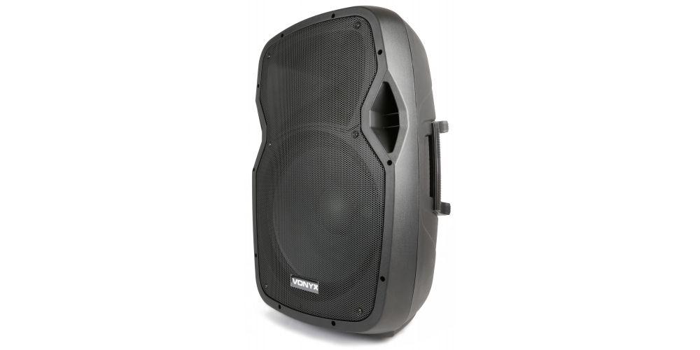 comprar altavoz amplificado con microfonos vonyx 170337