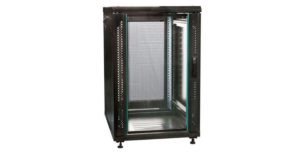 Dap Audio Rack Servidores Puerta 18U D7640
