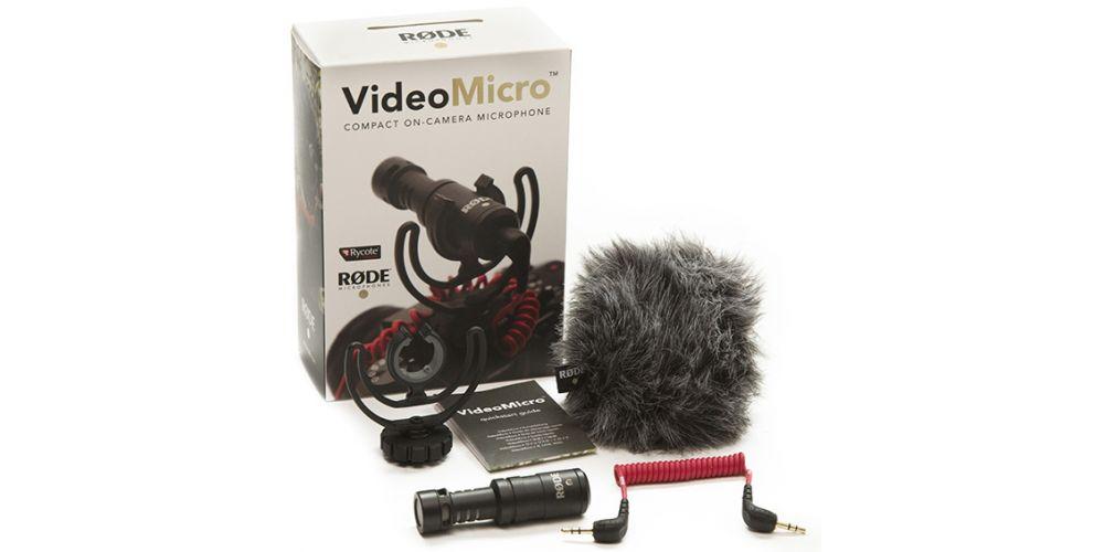 comprar Rode VideoMicro