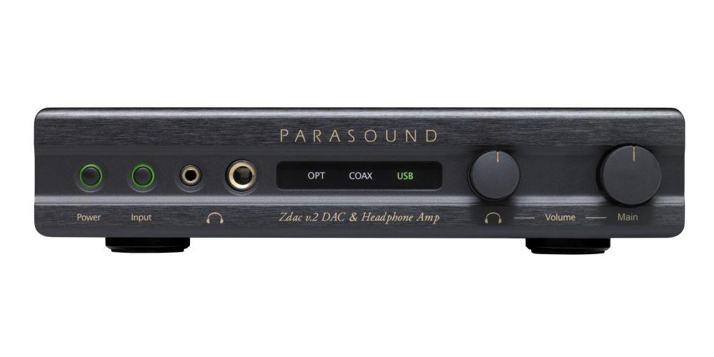 Parasound Z-Dac.V2 Black