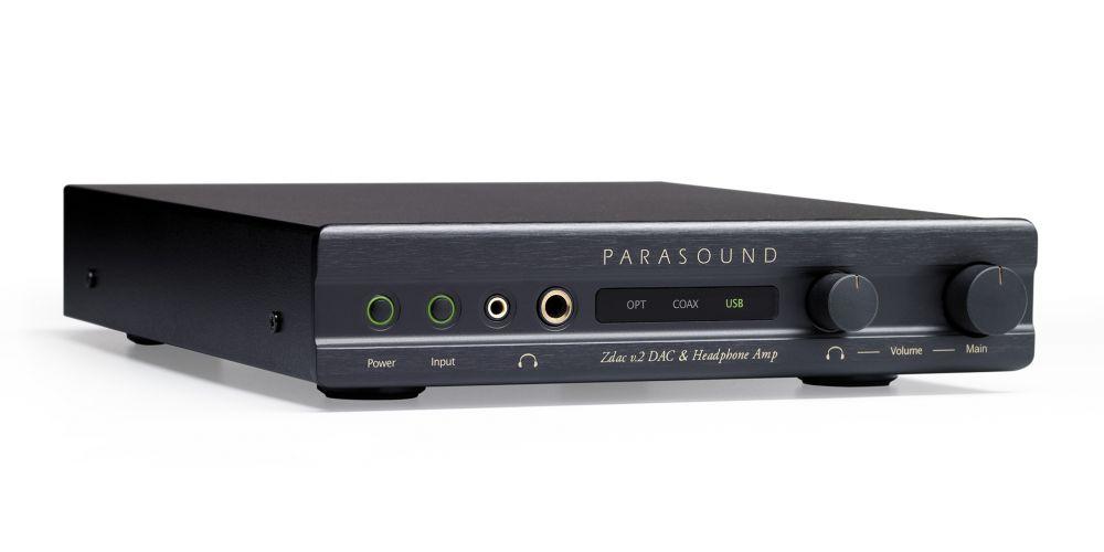 parasound zdac v2 black