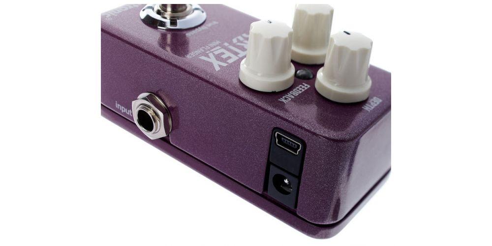TC Electronic Vortex Mini Flanger Pedal