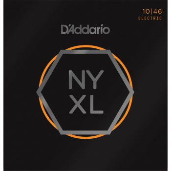 D Addario NYXL1046 (10-46) Cuerdas Guitarra Eléctrica