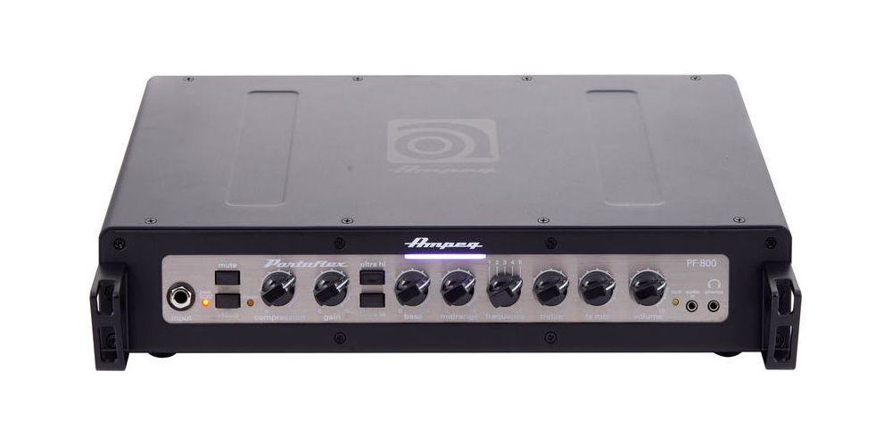 ampeg pf 800 mosfet preamp front