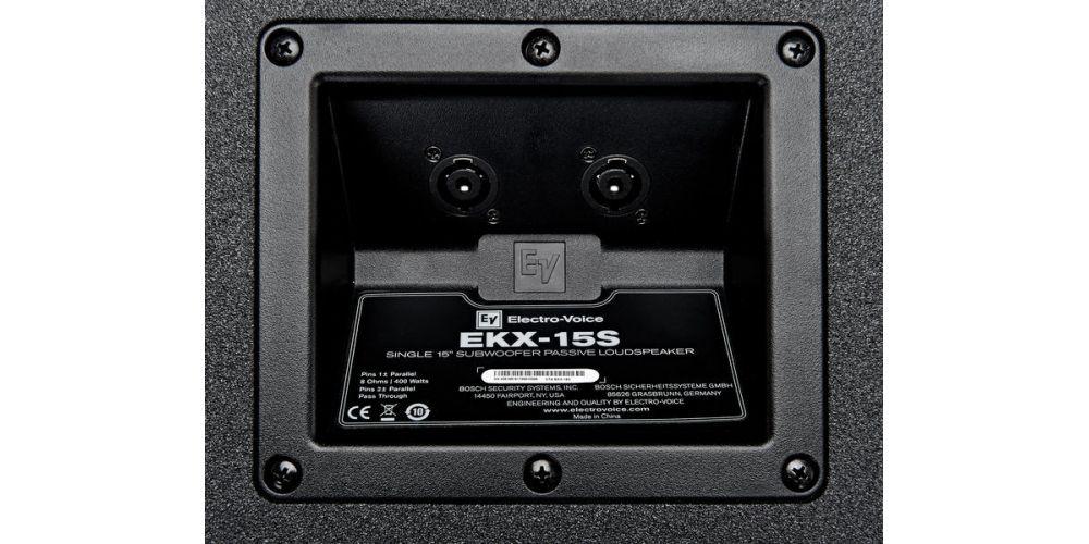ELECTRO VOICE EKX 15S Subwoofer Pasivo