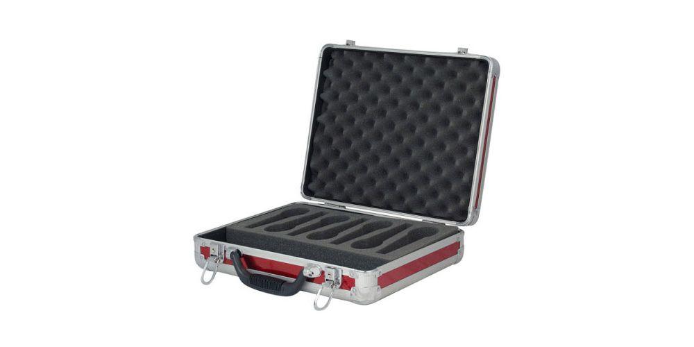 Dap Audio Case for 7 Microphones D7304R