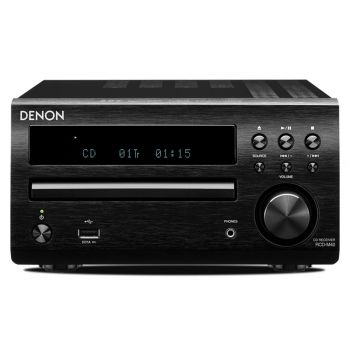 DENON RCDM-40 Receptor CD HiFi RCDM40 Negro ( REACONDICIONADO )