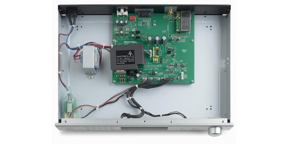rotel t11 black sintonizador fm dab fabricacion componentes