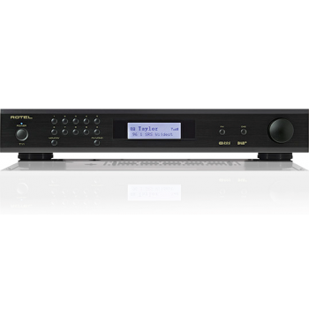 ROTEL T-11 Black Sintonizador FM, DAB