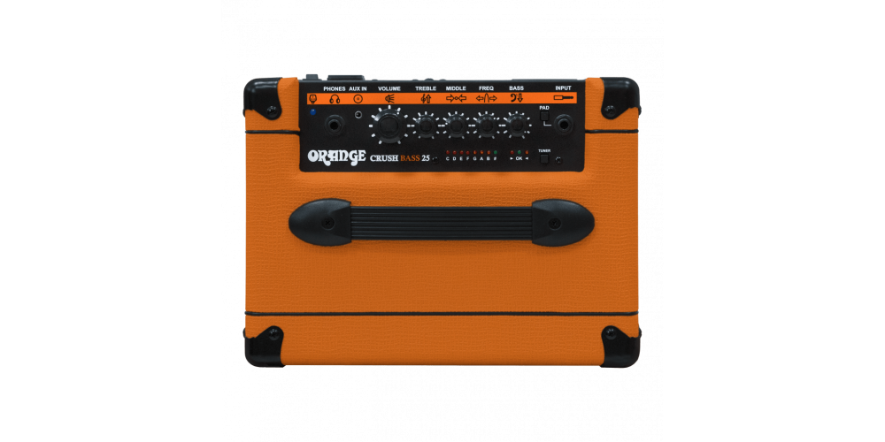 Orange Crush Bass up