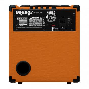 Orange COMBO BAJO CRUSH BASS 25