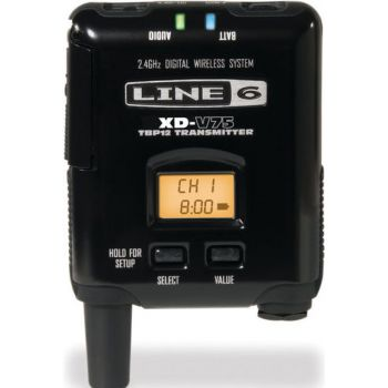 Line 6 XDV-75HS-TAN Microfono de Diadema