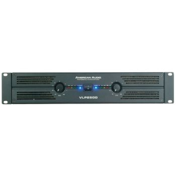American DJ VLP2500 power amplifier