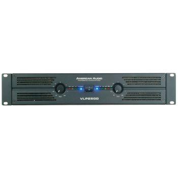 American DJ VLP2500 power amplifier