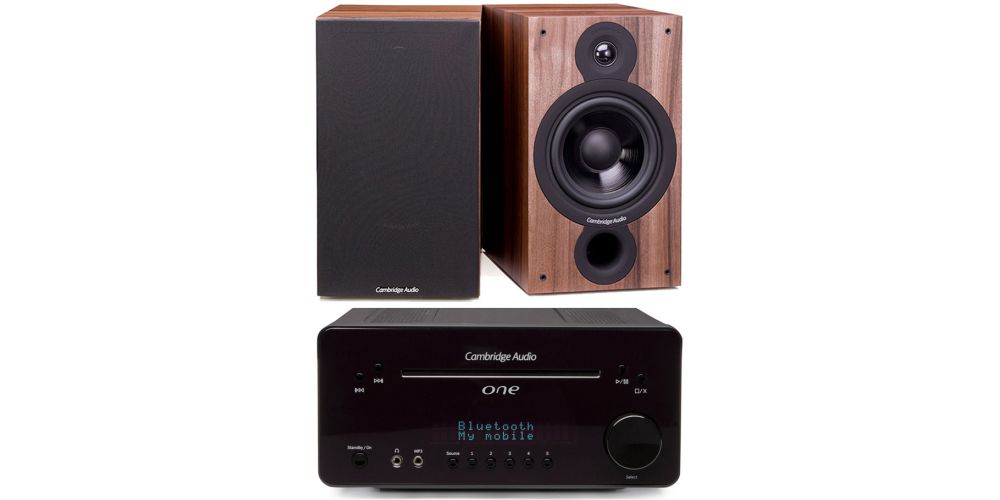 cambridge one black sx60 walnut