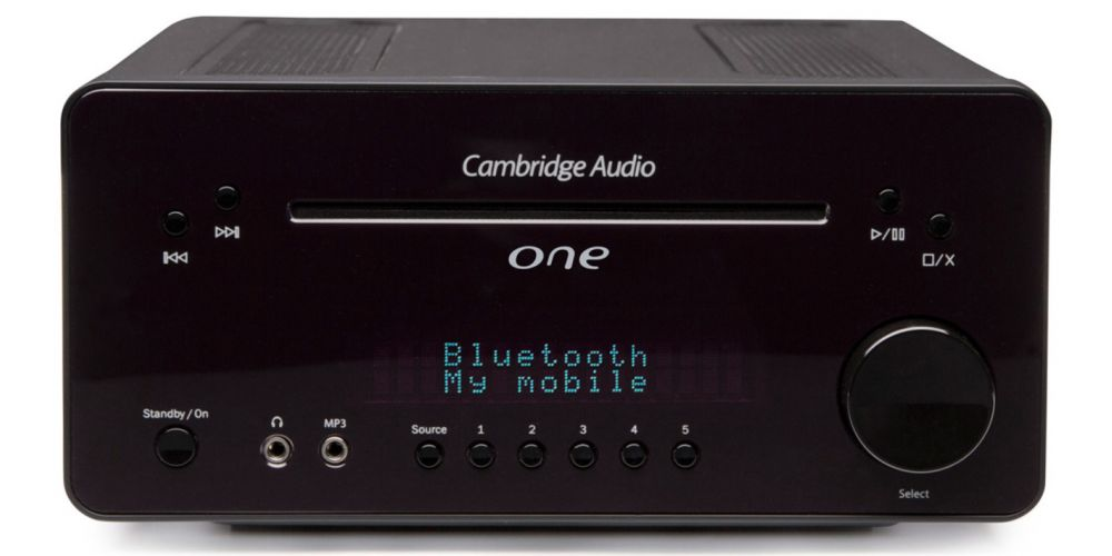 cambridge one black