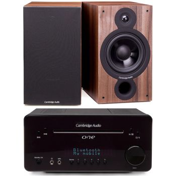 CAMBRIDGE ONE+SX60 WALNUT