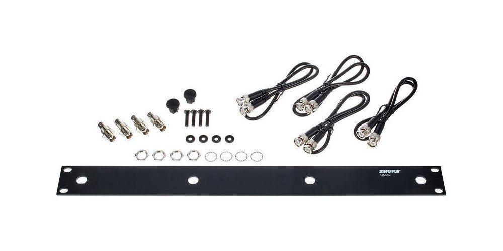 COMPRAR SHURE UA440 Kit para montaje de antenas