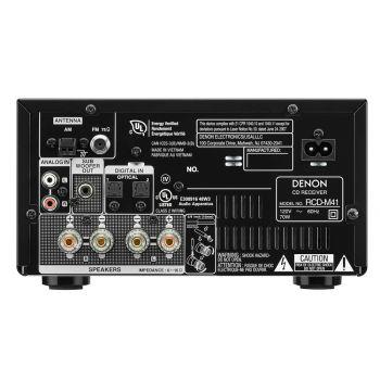 DENON RCDM-41 Silver Receptor, CD