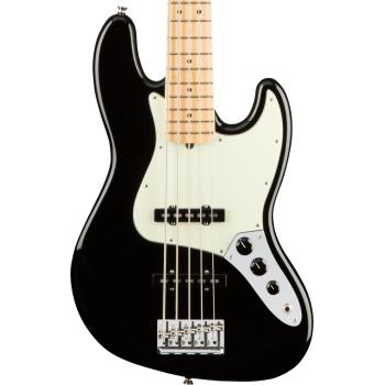 Fender American Pro Jazz Bass V MN Black