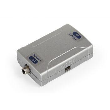 Fonestar FO-366 Convertidor de audio optico a coaxial