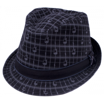 Fender Axe Plaid Fedora L y XL