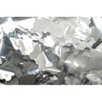 Antari Silver Metallic Confetti Flower 1Kg
