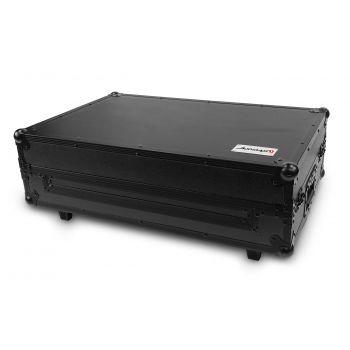 Audibax PRO-1000 Maleta Flight Case para Pioneer DDJ-1000 con Laptop y Ruedas