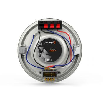 Audibax LA05-T Altavoz Techo Blanco 4,5