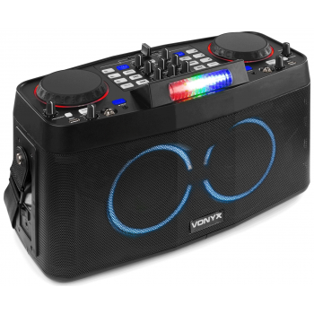 VONYX CDP-800 Estacion Portatil Dj Con Doble Bluetooth 172852