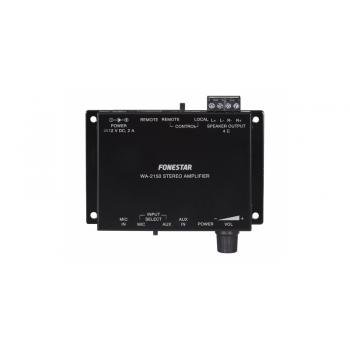 Fonestar WA-2150 Amplificador Estéreo Clase D