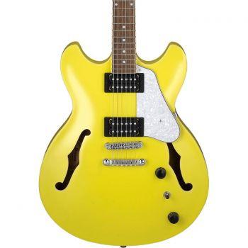 Ibanez AS63-LMY Guitarra Eléctrica de Cuerpo Hueco