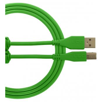 UDG U95002GR Ultimate Cable USB 2.0 A-B Verde. 2 Metros