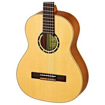 Ortega R121L Guitarra Clásica para Zurdo Family 4/4 Natural