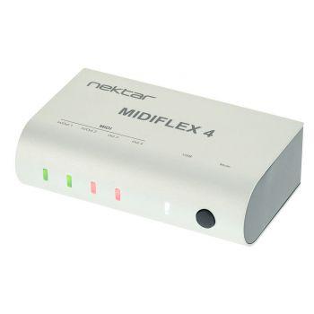 Nektar MidiFlex 4 Interfaz MIDI