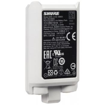 SHURE SB903 Batería Recargable de Litio para SLX