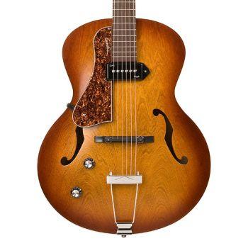 GODIN 5th Avenue Kingpin P90 Cognac Burst LH. Guitarra Eléctrica para Zurdos