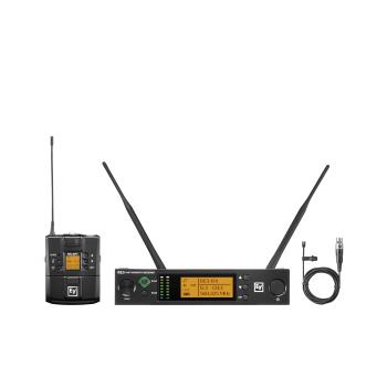Electro-Voice RE3-BPOL-5H Micrófono Inalámbrico Lavalier Omnidireccional Banda 5H (560 MHz - 596 MHz)