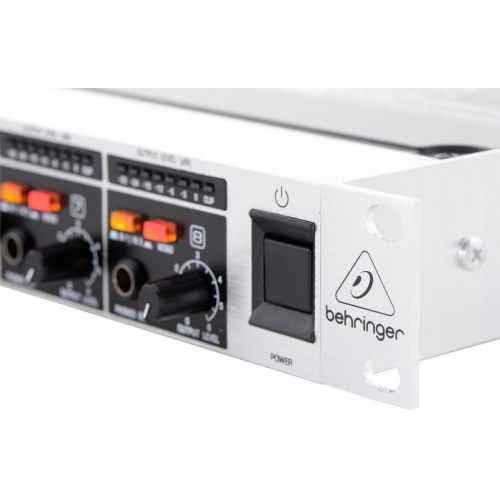 BEHRINGER HA8000 Amplificador Auriculares Behringer HA-8000 Und.