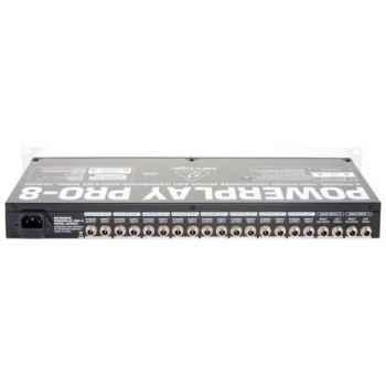 BEHRINGER PRO-8 HA8000 Amplificador Auriculares Behringer HA-8000 pro-8 Und.