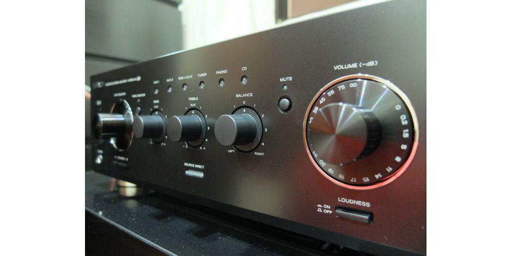 teac ar650 amplificador hifi estereo